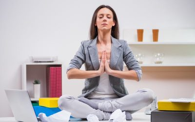 ITC's Top Tips For Reducing Work Stress!
