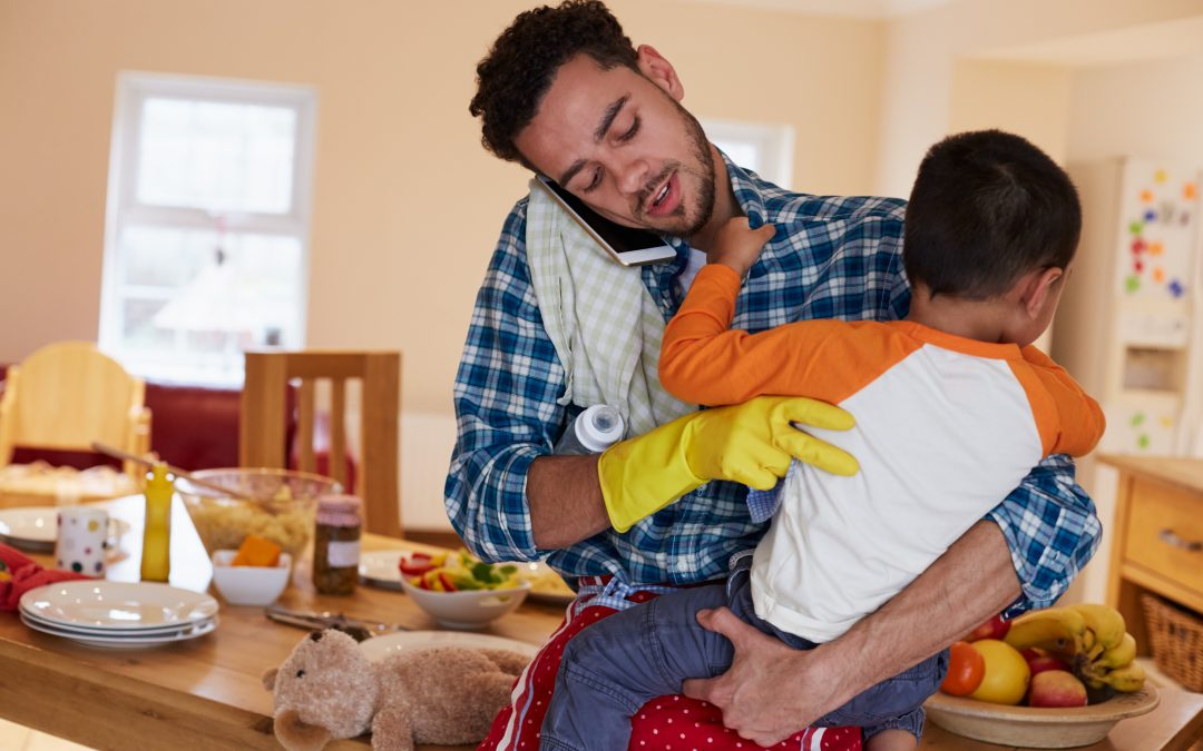 Better Mental Health in the Workplace for Parents